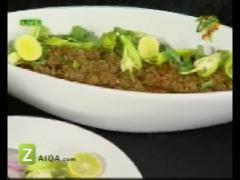 Zaiqa TV - Chef Jalal - 04-Jul-2012 - 16208