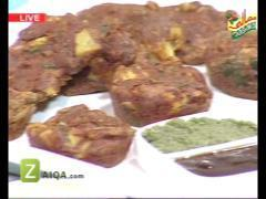 Masala TV - Zarnak Sidhwa - 22-Jul-2012 - 16486