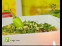 Zaiqa TV - Jahanzeb Khan - 04-Aug-2012 - 16843