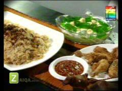 Zaiqa TV - Bushra Ansari - 16-Aug-2012 - 17166