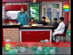 Zaiqa TV - Bushra Ansari - 28-Aug-2012 - 17343