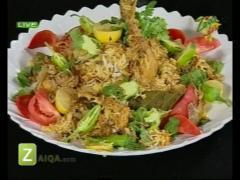 Zaiqa TV - Chef Jalal - 19-Sep-2012 - 17665