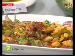 Masala TV - Zarnak Sidhwa - 08-Oct-2012 - 17905