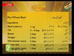 MasalaTV - Chef Zakir - 18-Oct-2012 - 18086