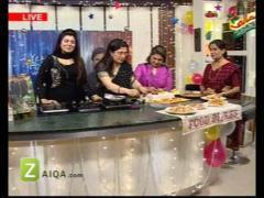 MasalaTV - Food Diaries - 01-Nov-2012 - 18205