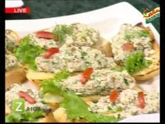 MasalaTV - Spinach Fish - 07-Dec-2012 - 18686