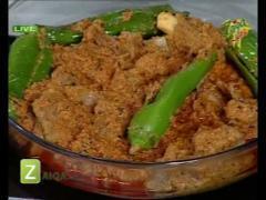 Zaiqa TV - Aeysha Abrar - 14-Dec-2012 - 18805