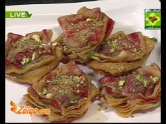 Masala TV - Zarnak Sidhwa - 01-Mar-2013 - 19808