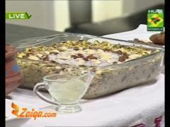 Masala TV - Zarnak Sidhwa - 21-Sep-2013 - 22822