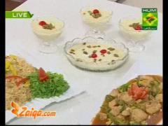 Masala TV - Rida Aftab - 31-Dec-2013 - 23874