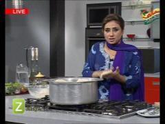 MasalaTV - Rida Aftab - 20-Jan-2010 - 2399