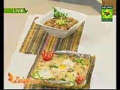 Masala TV - Vegetable Rice - 14-Feb-2014 - 24544