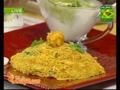 Masala TV - Zarnak Sidhwa - 21-Mar-2014 - 25256