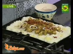 Masala TV - Zarnak Sidhwa - 29-Mar-2014 - 25405