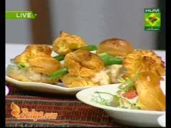 Chicken Amp Mushroom Filling Hunter Beef Filling And Cream