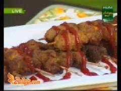 Masala TV - Zarnak Sidhwa - 11-Jul-2014 - 27211