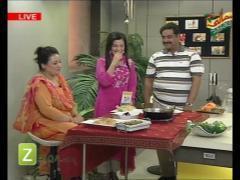 MasalaTV - Karahi,Sesame Toast - 16-Feb-2010 - 2814