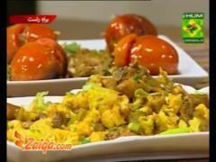 MasalaTV - Zubaida Tariq - 25-Sep-2014 - 28268