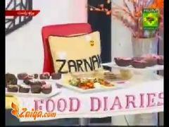 Masala TV - Zarnak Sidhwa - 02-Oct-2014 - 28377