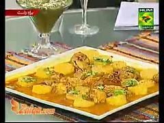 MasalaTV - Chef Gulzar - 19-Nov-2014 - 28982