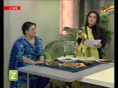 MasalaTV - Crab Karahi - 25-Feb-2010 - 2936