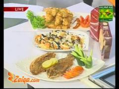 MasalaTV - Chef Faisal - 16-Dec-2014 - 29378