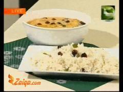 Zaiqa TV - Ruby Taj - 31-Dec-2014 - 29574