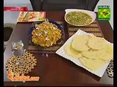 Masala TV - Chef Gulzar - 04-Mar-2015 - 30322