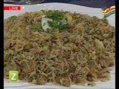 MasalaTV - Chef Gulzar - 07-Jun-2010 - 4558